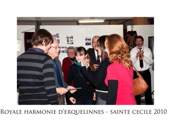 Sainte-Cécile 2010